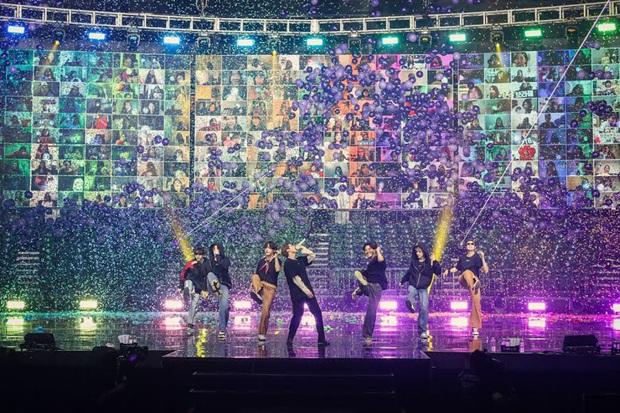 Đúng là chỉ BTS mới có thể đánh bại BTS: concert online ON:E vừa thiết lập thành tích mới - tuy nhiên liệu đã đủ để phá kỉ lục của TFBOYS? - Ảnh 1.