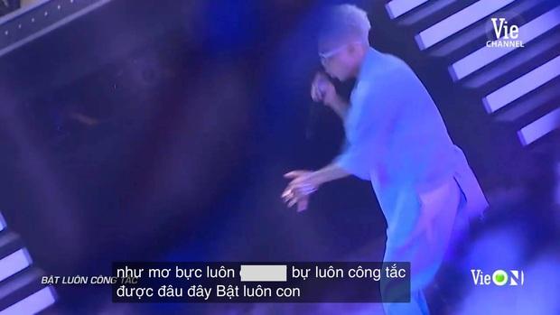 Khán giả ngơ ngác khi phụ đề tự động của Rap Việt toàn từ bậy, lỗi từ YouTube hay do chương trình thiếu sót? - Ảnh 1.
