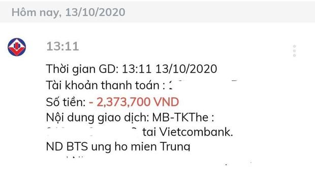 FC BLACKPINK, BTS, Suju và loạt fandom Việt cứu trợ miền Trung: Con số lên đến hơn 100 triệu, hành động đẹp đánh bay định kiến về fan Kpop! - Ảnh 5.