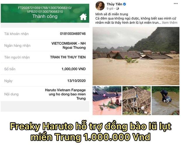 FC BLACKPINK, BTS, Suju và loạt fandom Việt cứu trợ miền Trung: Con số lên đến hơn 100 triệu, hành động đẹp đánh bay định kiến về fan Kpop! - Ảnh 15.