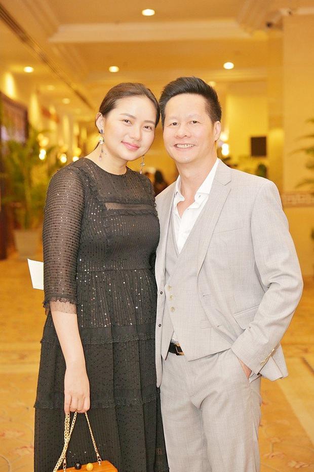 Nửa kia phản ứng khi mỹ nhân Vbiz tăng cân: Chồng Phan Như Thảo đưa ra triết lý, ông xã Tây vừa bế con vừa giúp Phương Vy - Ảnh 4.