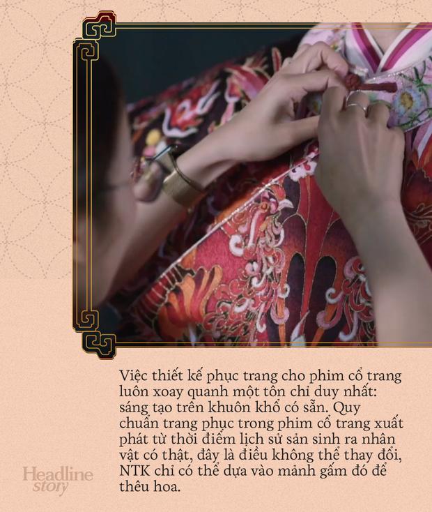 Khán giả gay gắt với phim cổ trang Việt: Chuyện không dừng ở khuy áo, phông chữ - Ảnh 9.