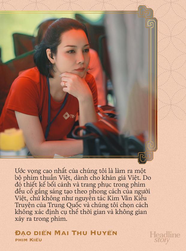 Khán giả gay gắt với phim cổ trang Việt: Chuyện không dừng ở khuy áo, phông chữ - Ảnh 2.