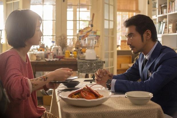 Yêu Em Từ Dạ Dày truyền hình kết màn viên mãn cách mấy vẫn hít khói bản điện ảnh vì mất hút yếu tố ẩm thực - Ảnh 18.