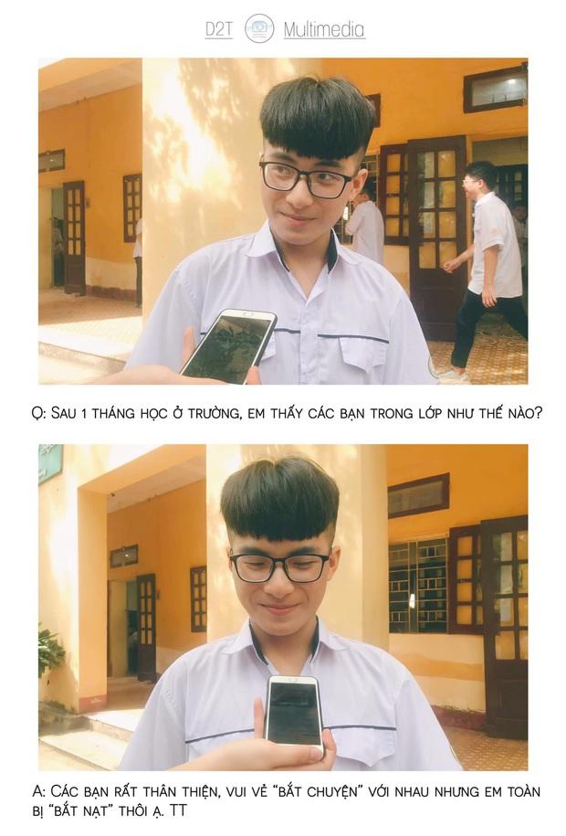 Trường cấp 3 ở Thanh Hoá đi đâu cũng gặp trai xinh gái đẹp, lớp 10 thôi mà vô cùng sắc sảo mặn mòi - Ảnh 7.