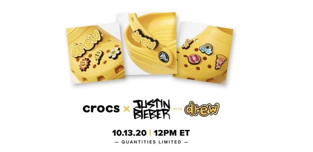 Justin Bieber x Crocs: Màn collab lớn nhất từ trước tới nay của hãng dép đi mưa - Ảnh 12.