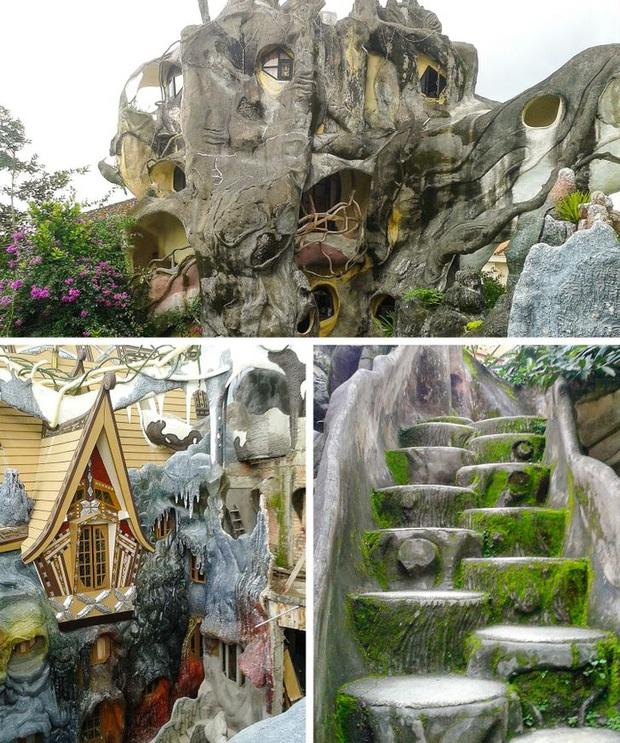 Việt Nam có tới 2 đại diện lọt vào danh sách những chỗ ở đẹp - độc - lạ nhất thế giới, du khách nước ta cũng chưa chắc biết - Ảnh 1.
