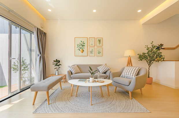 Ngôi nhà được thiết kế kiểu Nhật: Giản dị nhưng vẫn tiện nghi, xinh xắn như bước ra từ truyện tranh - Ảnh 6.