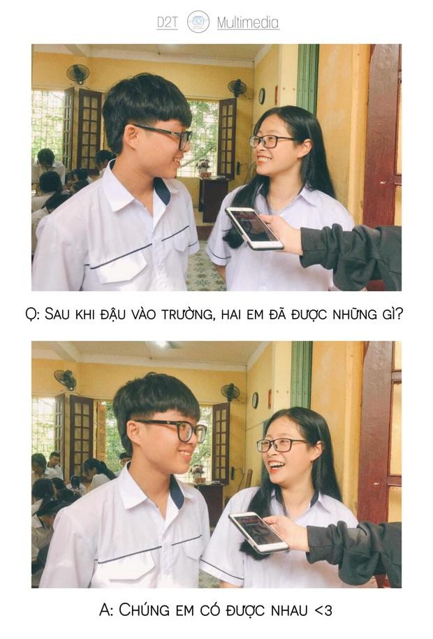 Trường cấp 3 ở Thanh Hoá đi đâu cũng gặp trai xinh gái đẹp, lớp 10 thôi mà vô cùng sắc sảo mặn mòi - Ảnh 11.
