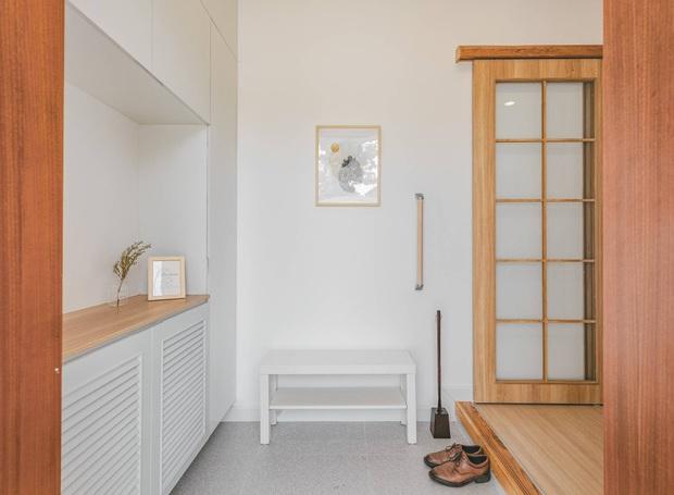 Ngôi nhà được thiết kế kiểu Nhật: Giản dị nhưng vẫn tiện nghi, xinh xắn như bước ra từ truyện tranh - Ảnh 3.