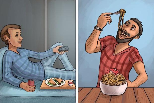 Loạt ảnh diễn tả 2 kiểu người thường gặp trong cuộc sống, xem xem biết đâu bạn cũng tìm thấy chính mình trong đó - Ảnh 8.