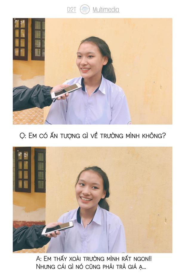 Trường cấp 3 ở Thanh Hoá đi đâu cũng gặp trai xinh gái đẹp, lớp 10 thôi mà vô cùng sắc sảo mặn mòi - Ảnh 15.