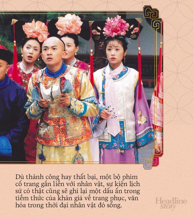 Khán giả gay gắt với phim cổ trang Việt: Chuyện không dừng ở khuy áo, phông chữ - Ảnh 17.