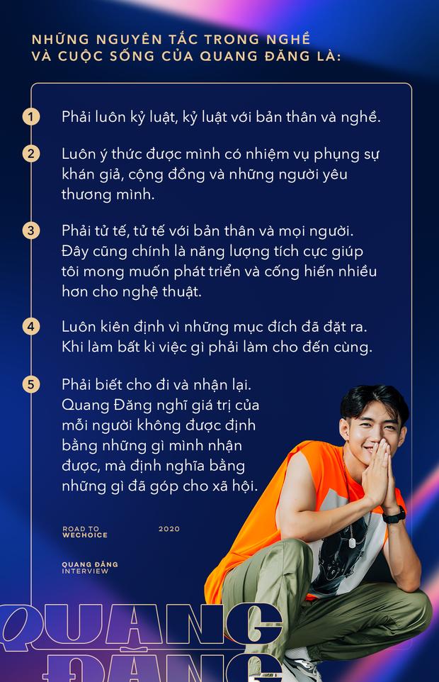 """Quang Đăng: """"Ghen Cô Vy là định mệnh thay đổi cuộc sống và giúp tôi có bản lĩnh chinh phục những giá trị mới để phụng sự cộng đồng!"""" - Ảnh 10."""