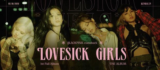Doanh số album tuần đầu của BLACKPINK khiến Knet choáng: Trên cơ toàn bộ idol nữ, đạt đẳng cấp ngang nhóm nam rồi! - Ảnh 8.