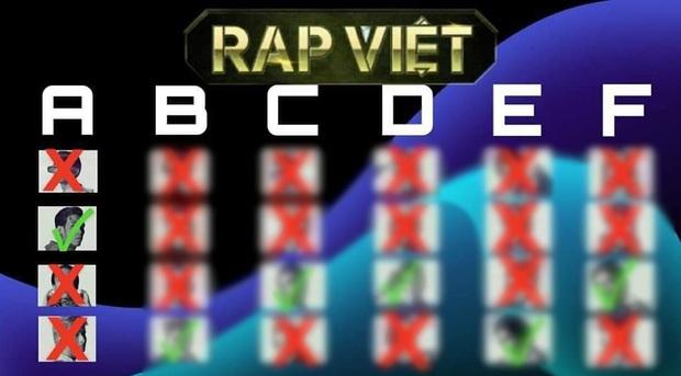 Rap Việt tiếp tục lộ top 6 vào Chung kết, nhà sản xuất cần xem lại công tác bảo mật chương trình? - Ảnh 5.