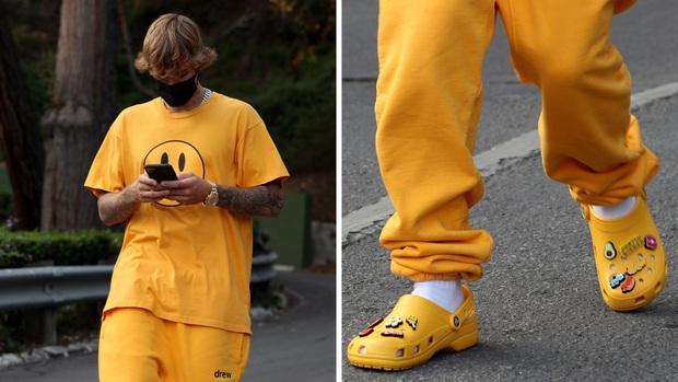 Justin Bieber x Crocs: Màn collab lớn nhất từ trước tới nay của hãng dép đi mưa - Ảnh 11.