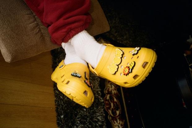 Justin Bieber x Crocs: Màn collab lớn nhất từ trước tới nay của hãng dép đi mưa - Ảnh 5.