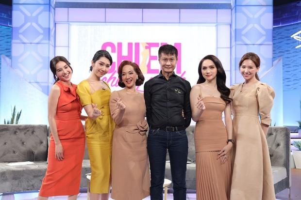 Hương Giang phản đối gay gắt khi đạo diễn Lê Hoàng nói ly hôn là văn minh - Ảnh 1.