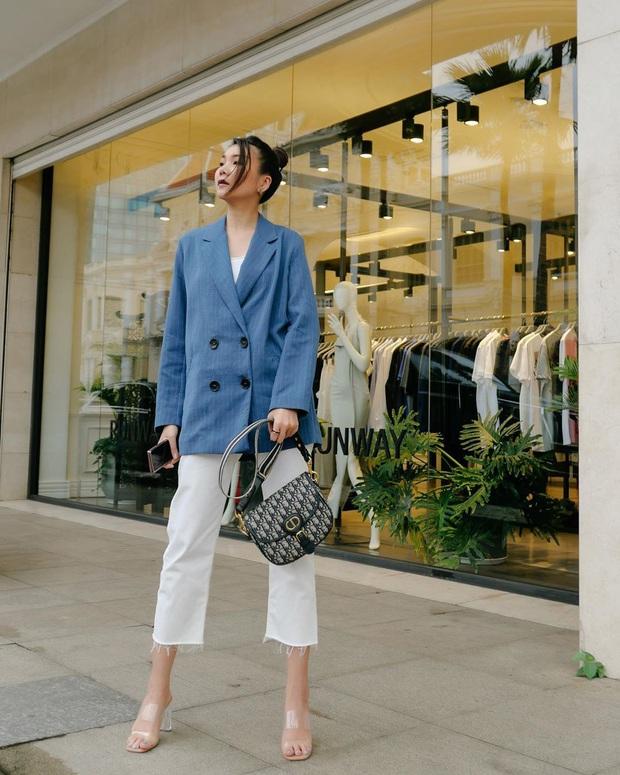 3 kiểu áo khoác khi trời trở lạnh được lòng hội sao Vbiz: Copy theo các nàng sẽ thấy style xịn hơn liền  - Ảnh 1.