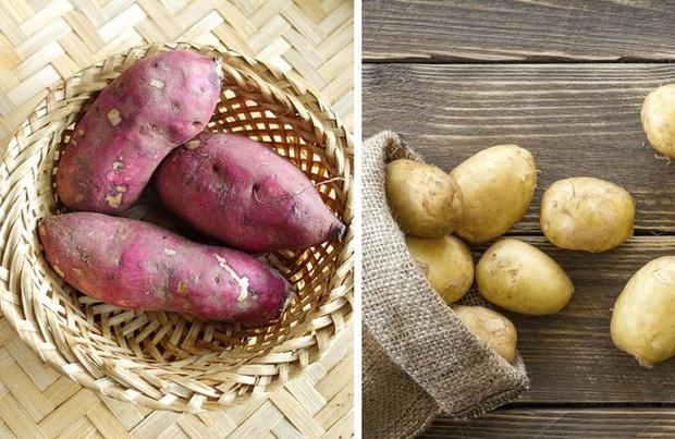 Có những loại rau củ nếu chế biến không đúng cách sẽ dễ gây tăng cân hơn ăn thịt, thay đổi một chút trong nấu nướng bạn sẽ yên tâm hơn khi ăn - Ảnh 1.