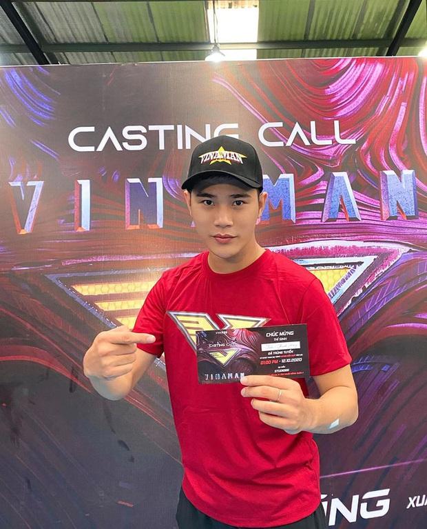 Tập đoàn nam thần showbiz Việt đổ bộ buổi casting phim siêu anh hùng VINAMAN, netizen chấm nhất Vĩnh Thụy rồi nhé! - Ảnh 11.