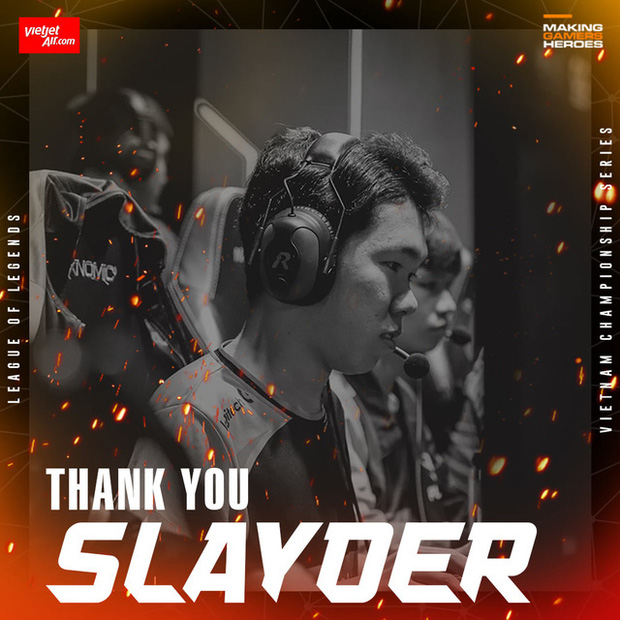 Sốc: Team Flash chính thức chia tay Slayder - Ảnh 1.