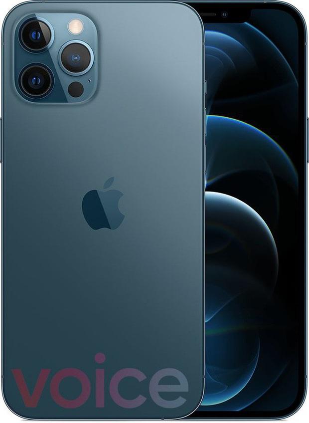 iPhone 12 bất ngờ rò rỉ đầy đủ màu sắc ngay trước giờ G - Ảnh 2.