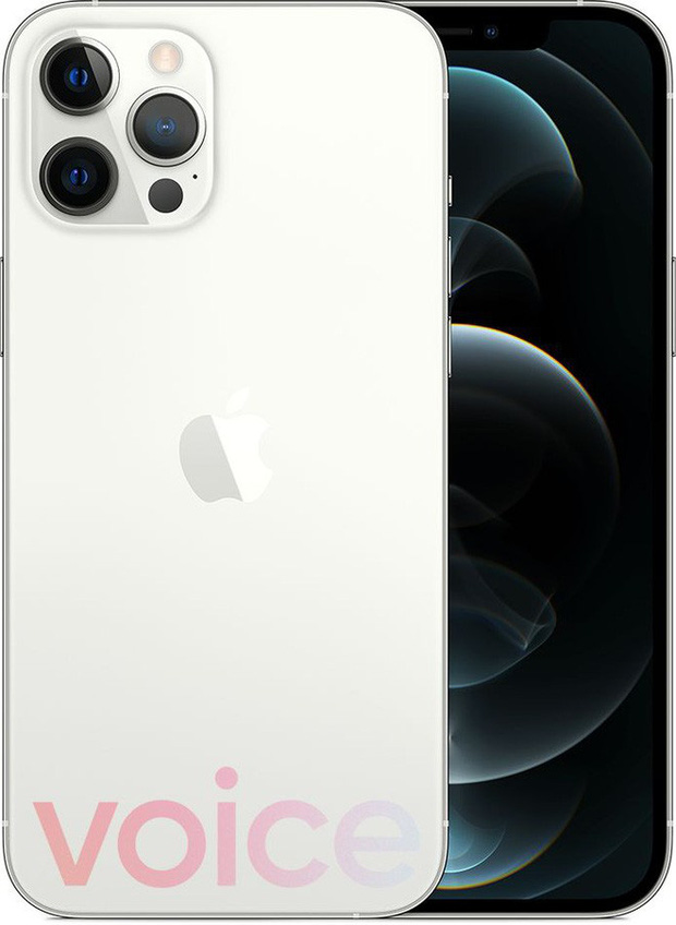 iPhone 12 bất ngờ rò rỉ đầy đủ màu sắc ngay trước giờ G - Ảnh 4.