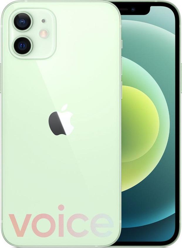 iPhone 12 bất ngờ rò rỉ đầy đủ màu sắc ngay trước giờ G - Ảnh 9.