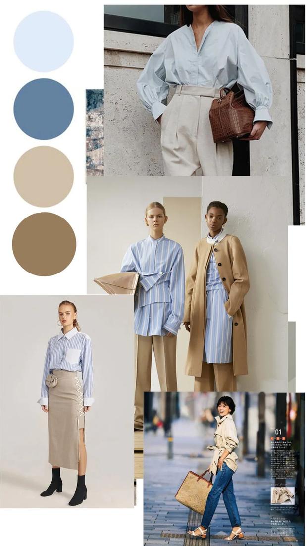 Mùa Thu cứ diện combo màu hờ hững là đồng nghiệp sẽ phải khen gu thời trang của bạn sao mà sang thế - Ảnh 11.