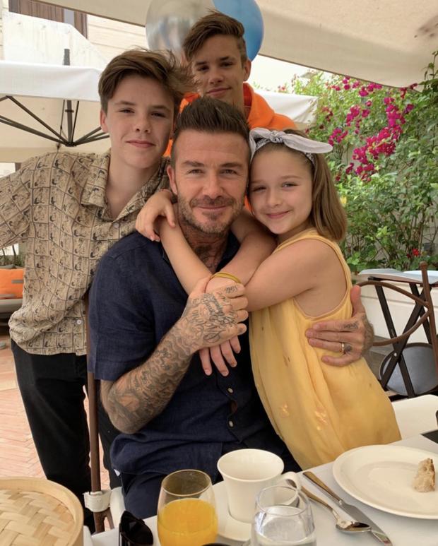 Nhìn những khoảnh khắc này mới thấy công chúa út Harper nhà David Beckham phát triển nhanh chóng mặt đến chừng nào - Ảnh 13.