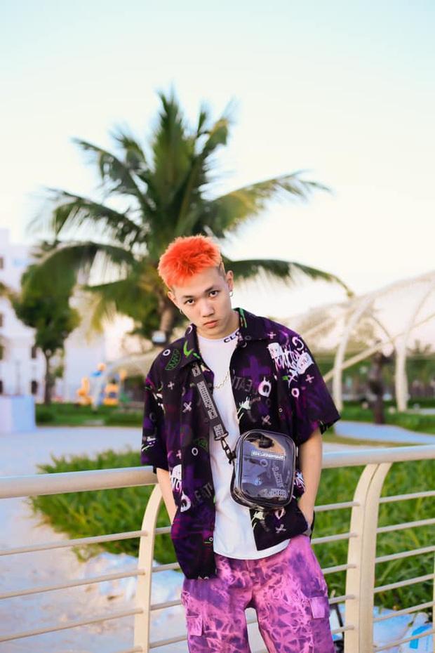 Điểm danh dàn rapper hot boy thế hệ mới của Vbiz - Ảnh 3.