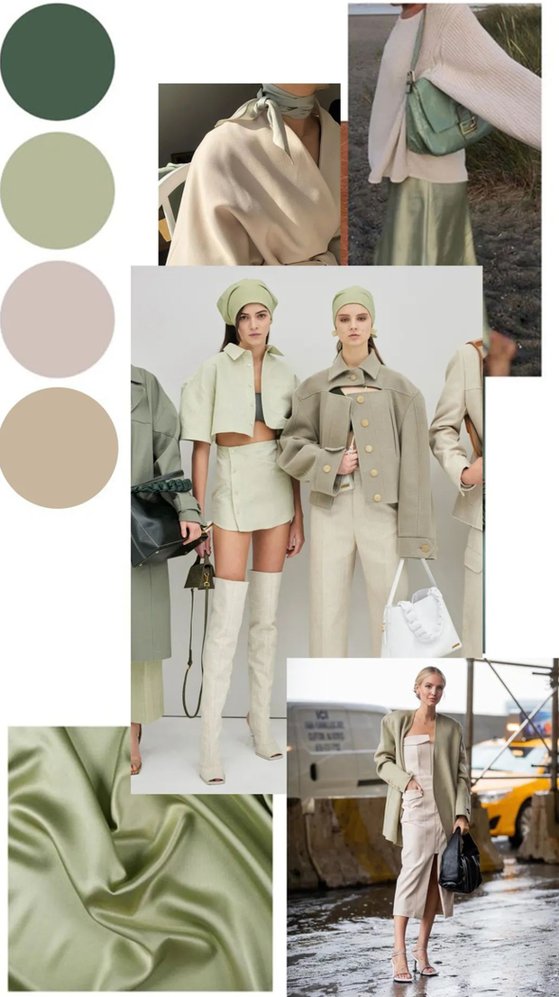 Mùa Thu cứ diện combo màu hờ hững là đồng nghiệp sẽ phải khen gu thời trang của bạn sao mà sang thế - Ảnh 6.