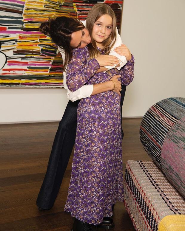 Nhìn những khoảnh khắc này mới thấy công chúa út Harper nhà David Beckham phát triển nhanh chóng mặt đến chừng nào - Ảnh 7.
