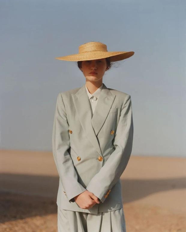 Mùa Thu cứ diện combo màu hờ hững là đồng nghiệp sẽ phải khen gu thời trang của bạn sao mà sang thế - Ảnh 7.