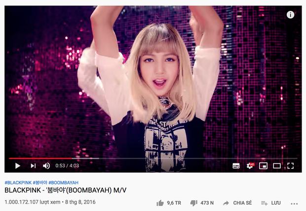 Boombayah đã cán mốc 1 tỷ view, BLACKPINK một lúc lập 2 kỷ lục mới và gia tăng cách biệt với BTS nhờ bản hit debut - Ảnh 2.
