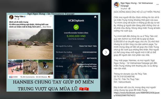 FC BLACKPINK, BTS, Suju và loạt fandom Việt cứu trợ miền Trung: Con số lên đến hơn 100 triệu, hành động đẹp đánh bay định kiến về fan Kpop! - Ảnh 16.