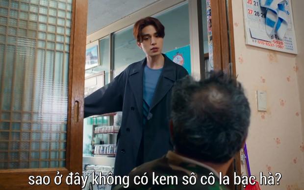 Phát cáu vì không tìm được loại kem yêu thích, Lee Dong Wook thẳng thắn chê bai quán tạp hóa: Dịch vụ ở đây quá tệ? - Ảnh 3.
