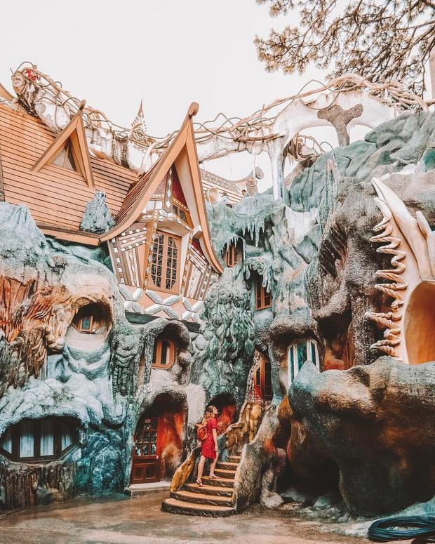 Việt Nam có tới 2 đại diện lọt vào danh sách những chỗ ở đẹp - độc - lạ nhất thế giới, du khách nước ta cũng chưa chắc biết - Ảnh 2.