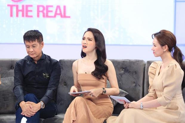 Hương Giang phản đối gay gắt khi đạo diễn Lê Hoàng nói ly hôn là văn minh - Ảnh 3.