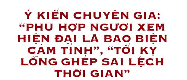 Khán giả gay gắt với phim cổ trang Việt: Chuyện không dừng ở khuy áo, phông chữ - Ảnh 4.