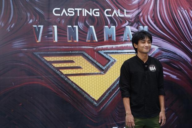 Tập đoàn nam thần showbiz Việt đổ bộ buổi casting phim siêu anh hùng VINAMAN, netizen chấm nhất Vĩnh Thụy rồi nhé! - Ảnh 9.
