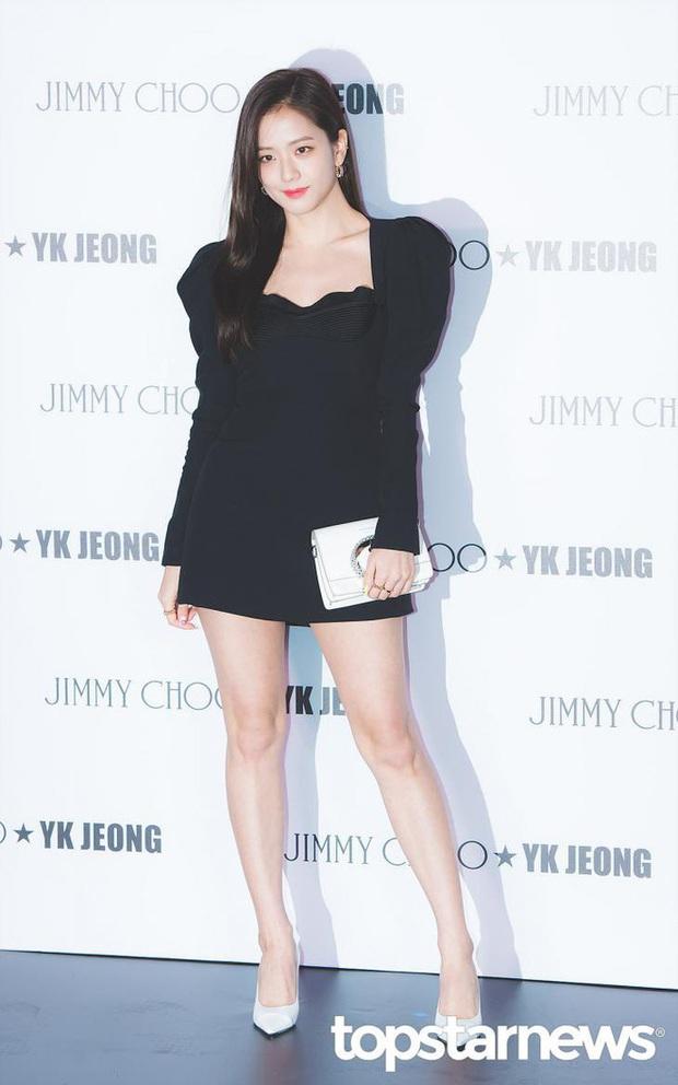 Nữ thần Jisoo (BLACKPINK) hiếm hoi dự sự kiện: Sang như tiểu thư quý tộc, đèn flash phải chịu thua, bảo sao được gọi là Hoa hậu - Ảnh 8.