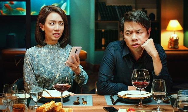Tiệc Trăng Máu lại khoe tới dàn cameo khủng: Có cả Ninh Dương Lan Ngọc, Ngô Kiến Huy và danh hài Hoài Linh góp mặt - Ảnh 1.