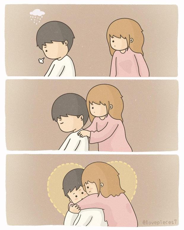 Trời lành lạnh nhìn cái tụi yêu nhau hạnh phúc như này, bảo sao nhiều người quyết tâm thoát ế - Ảnh 9.
