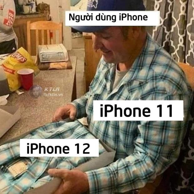 Đúng như truyền thống, iPhone 12 thì ai cũng thích, nhưng cứ phải bị cư dân mạng gọi hồn trước đã! - Ảnh 3.