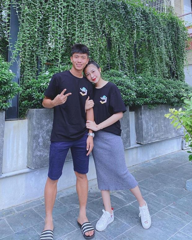 Tan chảy với tình cảm của vợ chồng Văn Đức trước khi chia xa: Nhật Linh dặn dò chu đáo, lo lắng việc nhà cửa vì mưa bão - Ảnh 3.