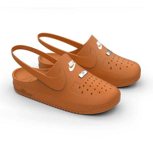 Liệu bạn có muốn diện thử đôi Crocs x Nike Air Force 1 này không? - Ảnh 5.