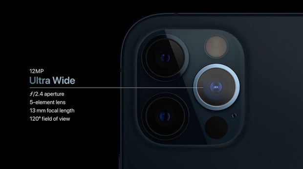 iPhone 12 là smartphone quay phim, chụp ảnh đỉnh cao, cỗ máy sống ảo thứ thiệt - Ảnh 11.